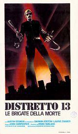 locandina del film DISTRETTO 13: LE BRIGATE DELLA MORTE