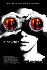 locandina del film DISTURBIA