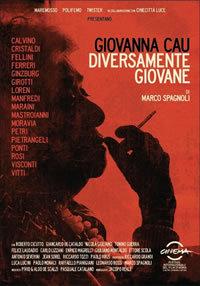 locandina del film DIVERSAMENTE GIOVANE
