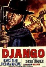 locandina del film DJANGO