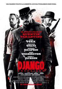 locandina del film DJANGO UNCHAINED