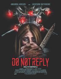 locandina del film DO NOT REPLY
