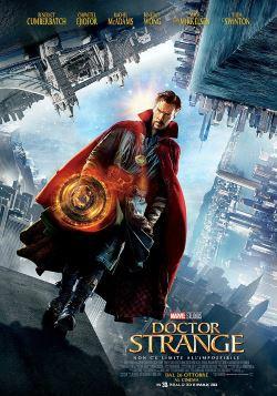 locandina del film DOCTOR STRANGE (2016)