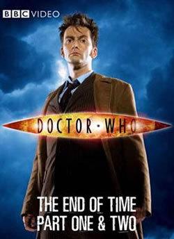 locandina del film DOCTOR WHO - LA FINE DEL TEMPO