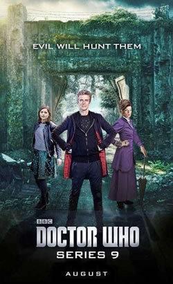 locandina del film DOCTOR WHO - STAGIONE 9