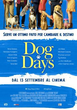 locandina del film DOG DAYS
