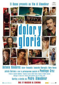 locandina del film DOLOR Y GLORIA