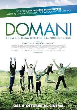 locandina del film DOMANI (2016)