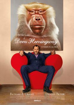 locandina del film DOM HEMINGWAY