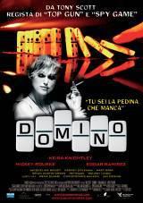 locandina del film DOMINO