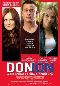 locandina del film DON JON