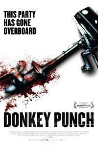 locandina del film DONKEY PUNCH