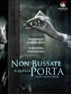 locandina del film DON'T KNOCK TWICE