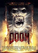 locandina del film DOOM