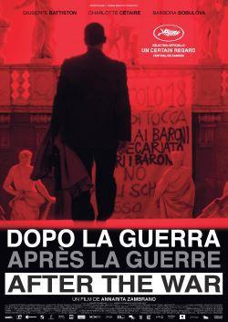 locandina del film DOPO LA GUERRA