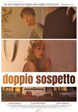 locandina del film DOPPIO SOSPETTO