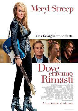 locandina del film DOVE ERAVAMO RIMASTI