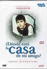 locandina del film DOV'E' LA CASA DEL MIO AMICO?
