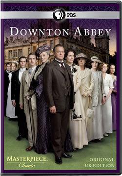 locandina del film DOWNTON ABBEY - STAGIONE 1
