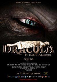 locandina del film DRACULA 3D