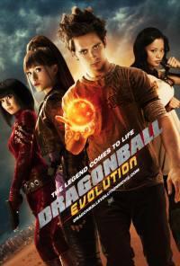 locandina del film DRAGONBALL EVOLUTION