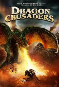 locandina del film DRAGON CRUSADERS