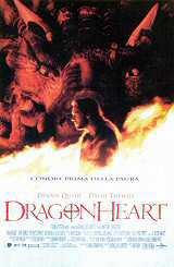 locandina del film DRAGONHEART