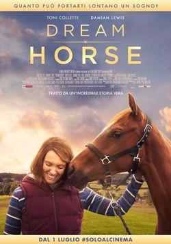 locandina del film DREAM HORSE