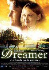 locandina del film DREAMER - LA STRADA PER LA VITTORIA