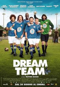 locandina del film DREAM TEAM