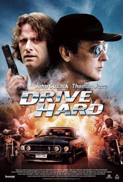 locandina del film DRIVE HARD
