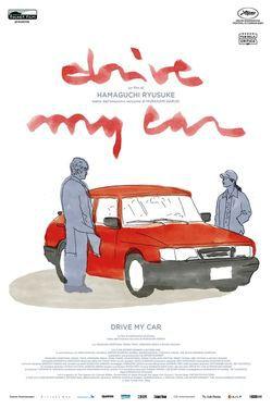 locandina del film DRIVE MY CAR