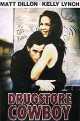 locandina del film DRUGSTORE COWBOY