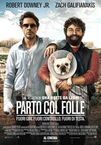 locandina del film PARTO COL FOLLE