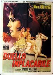 locandina del film DUELLO IMPLACABILE
