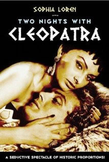 locandina del film DUE NOTTI CON CLEOPATRA