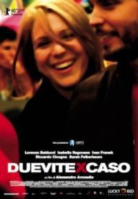 locandina del film DUE VITE PER CASO