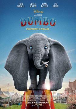 locandina del film DUMBO (2019)