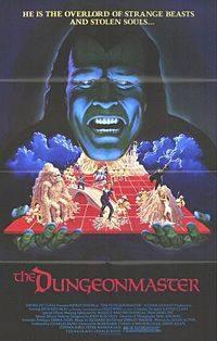 locandina del film DUNGEONMASTER - IL DEMONE DELLE GALASSIE