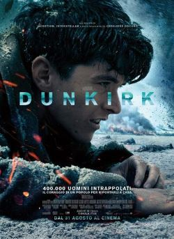 locandina del film DUNKIRK