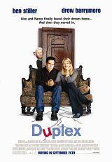 locandina del film DUPLEX - UN APPARTAMENTO PER TRE