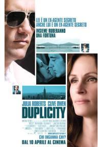 locandina del film DUPLICITY