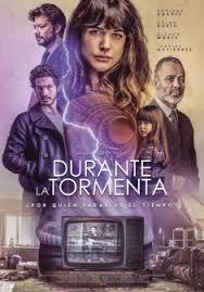 locandina del film DURANTE LA TEMPESTA