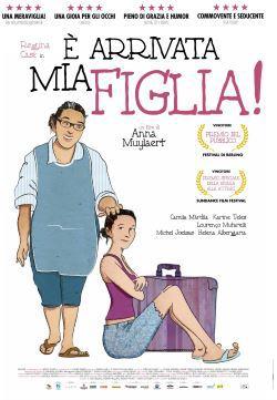 locandina del film E' ARRIVATA MIA FIGLIA
