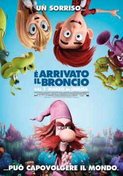 locandina del film E' ARRIVATO IL BRONCIO