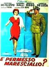 E' Permesso Maresciallo? (Tuppe-Tuppe-Marescia'!) (1958)