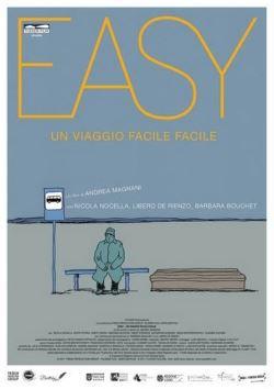locandina del film EASY - UN VIAGGIO FACILE FACILE