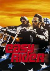 locandina del film EASY RIDER