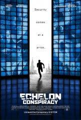 locandina del film ECHELON CONSPIRACY