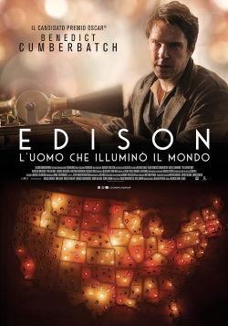 locandina del film EDISON - L'UOMO CHE ILLUMINO' IL MONDO
